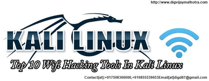 Top 10 Wifi Hacking Tools In Kali Linux (hire hacker in mumbai)