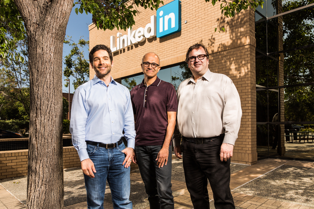 Microsoft acquires LinkedIn for $26.2 billion
